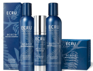 protein-rich hair ECRU