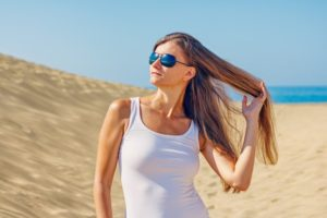 How to Restore Shore-Damaged Hair