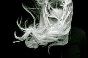 winter weather hair