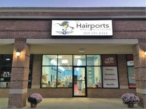 Hairports Exterior