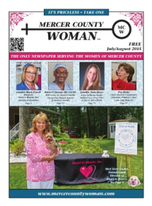 Mercer County Woman - July 2015 Edition