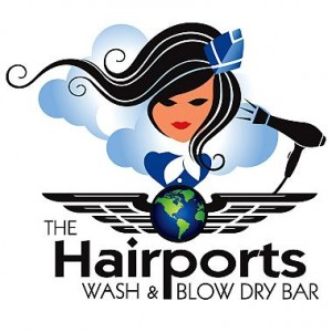 The Hairport Logo