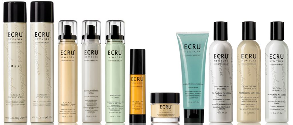 The Hairports Wash Blowdry Bar ECRU