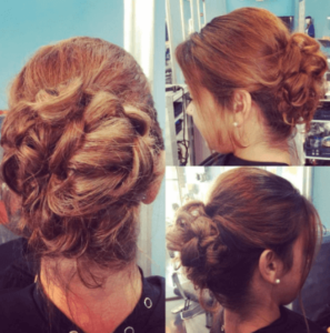 Updo Love Your Hair